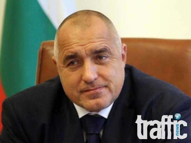 Борисов: Вчера сме разкрили 100 тона оцветено гориво