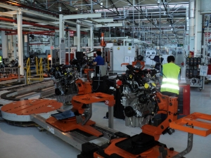 Строят огромен завод за части на Mercedes, BMW и Porsche край Пловдив