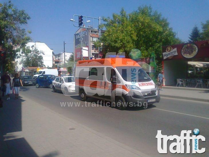 Линейка хвърчи към Кючука! Катастрофа блокира