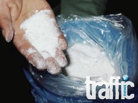Хванаха 32-годишен мъж с хероин в Столипиново