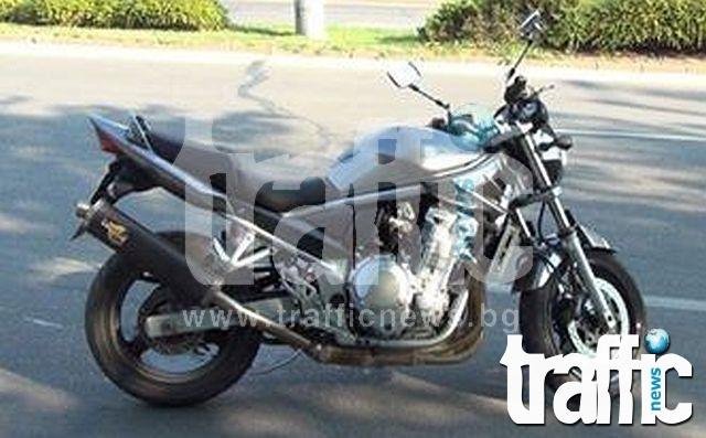 Моторист в болница след катастрофа на пътя  Асеновград- Смолян