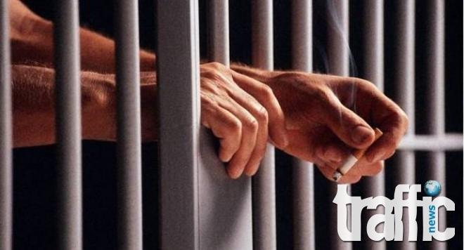 Пловдивчанин в ареста след разпра с полицаи