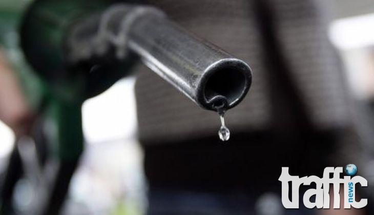 Хванаха в крачка крадец на гориво в Тракия