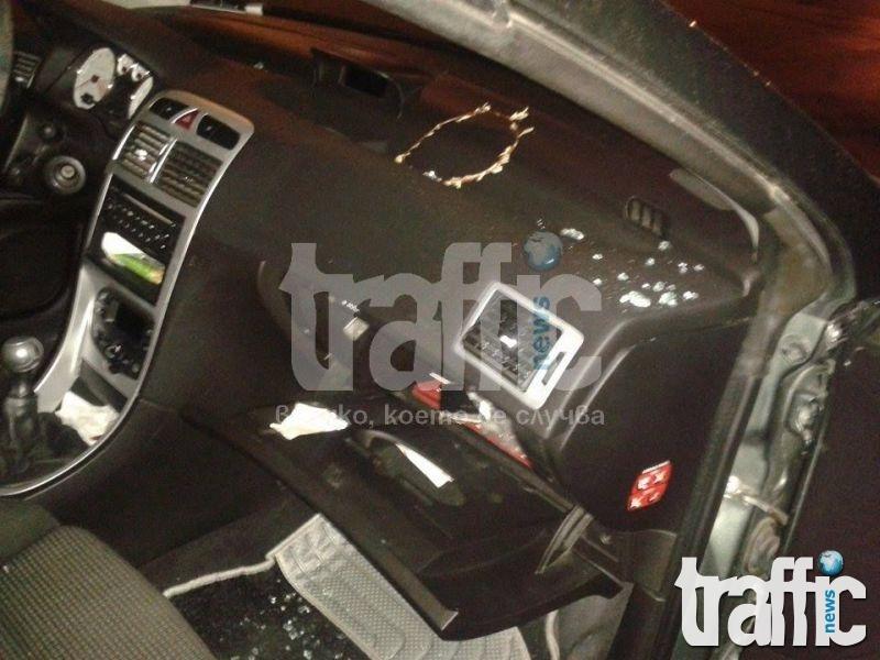 Масово разбиват коли в Пловдив заради касетофони