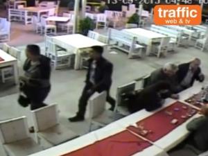 Какво се случи след наглата кражба от пловдивски ресторант? ВИДЕО