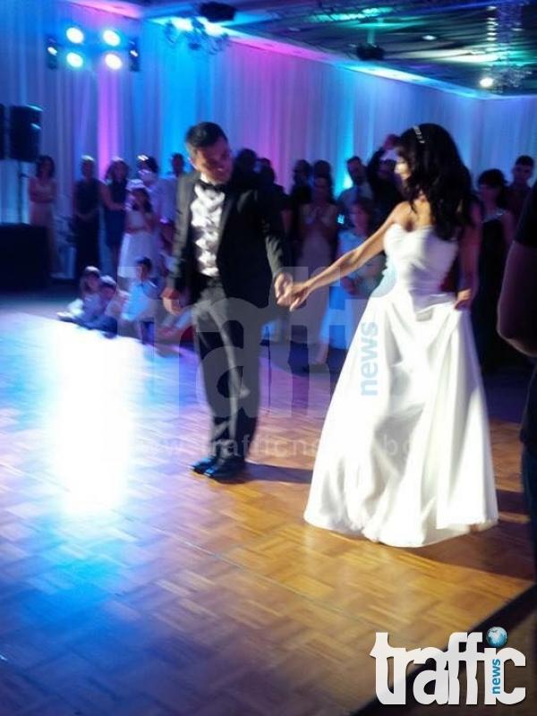 Веско Барбудев вдигна пищна сватба, година след като се ожени