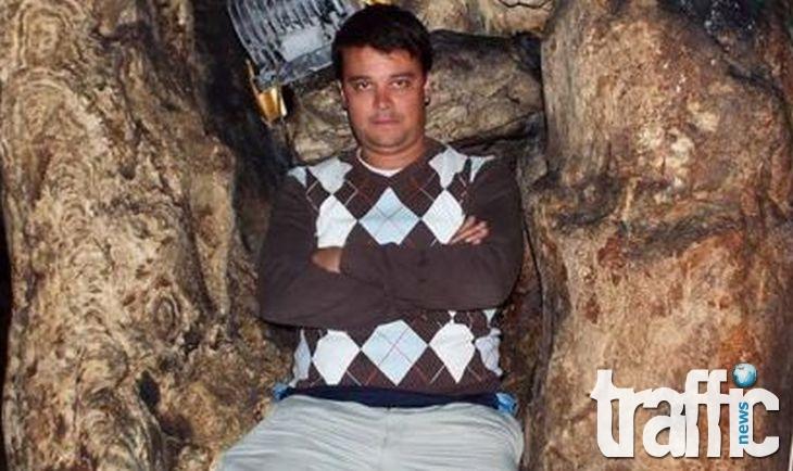 При тежката катастрофа днес е загинал фотографът Петко Налбантов