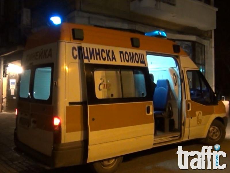 Пет деца ранени и един загинал след катастрофа