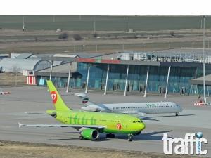 Летище Пловдив пред колапс, остана без снегопочистваща техника и хангари за гориво