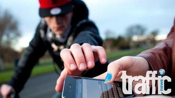 Отмъкнаха телефона на 16-годишен в подлез в Пловдив