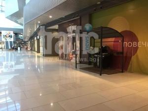 След пловдивския мол Галерия, Ринг мол е заплашен от фалит? СНИМКИ