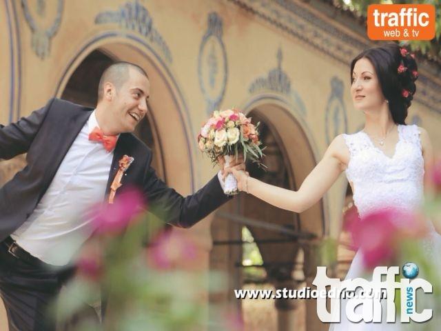 ВИДЕО от сватбата с наследника на ПИМК!