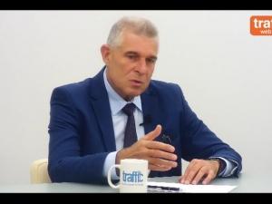 Илко Николов пред Трафик ТВ: Не трябва да допуснем Пловдив да се владее от олигархични кръгове