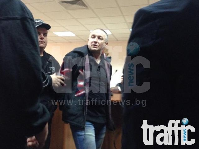 Прекратиха делото за убийството на митничаря Дребчев СНИМКИ