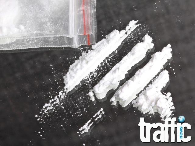 Хванаха българин с 20 килограма кокаин във Франция