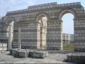 Започна възстановяването на Голямата базилика в Плиска