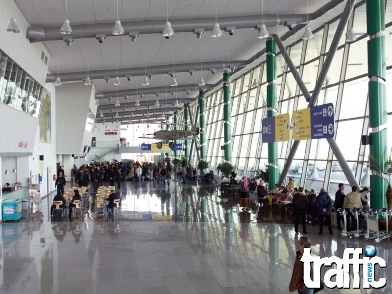 Летище Пловдив може да загуби лиценза си?