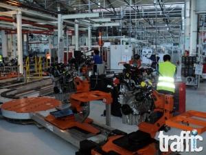 Строят мега заводи край Пловдив, разкриват 4000 нови работни места