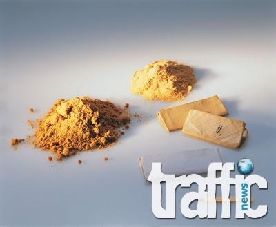 Спипаха с хероин двама от Кричим