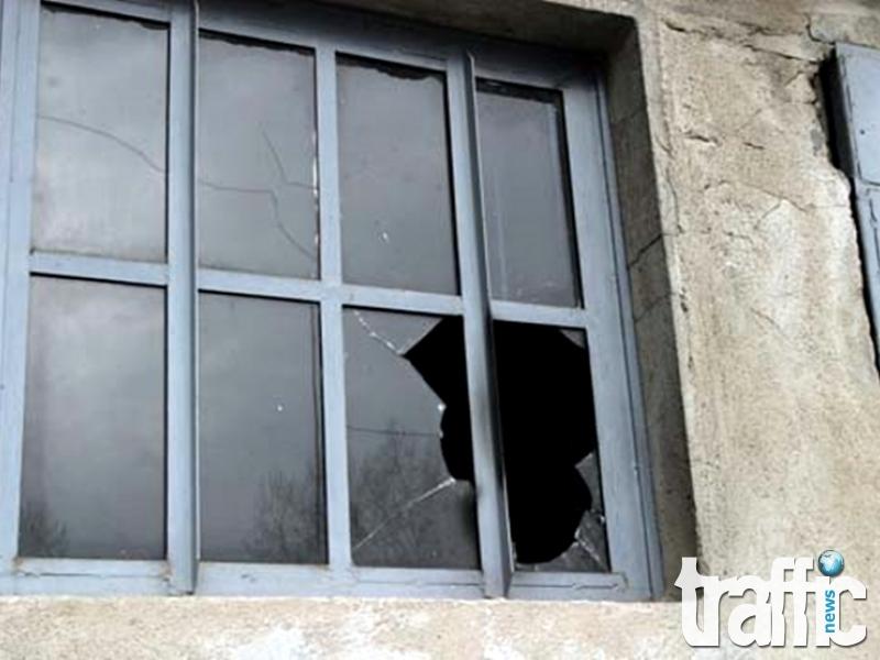 Междусъседски войни: Мъж изпочупи нова къща в Трилистник