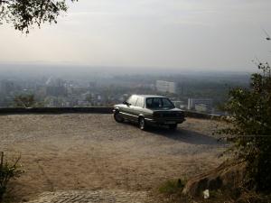 Студент се отърва с двайсетачка вместо с акт за шофиране на Младежкия хълм