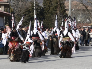 Сурва влезе в културното наследства на ЮНЕСКО