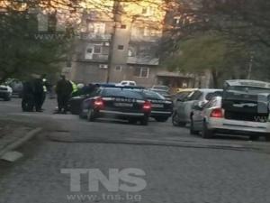 Окървавен мъж вдигна полицията на крак в Кючука ВИДЕО