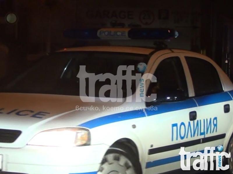 Простреляха пътен полицай край