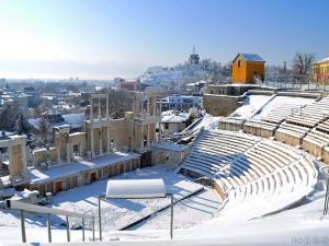 Зимата идва! Първи сняг в Пловдив още следващата седмица