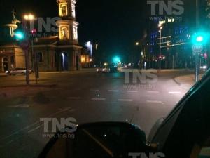 Меле до църквата Света Петка в Пловдив СНИМКИ