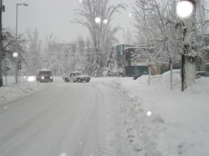 Изпращаме годината със сняг, посрещаме новата с температури от – 10!
