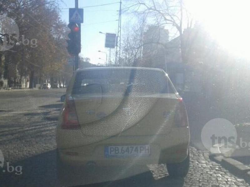 Таксиджията Чучулски и ДАИ: Игра на актове