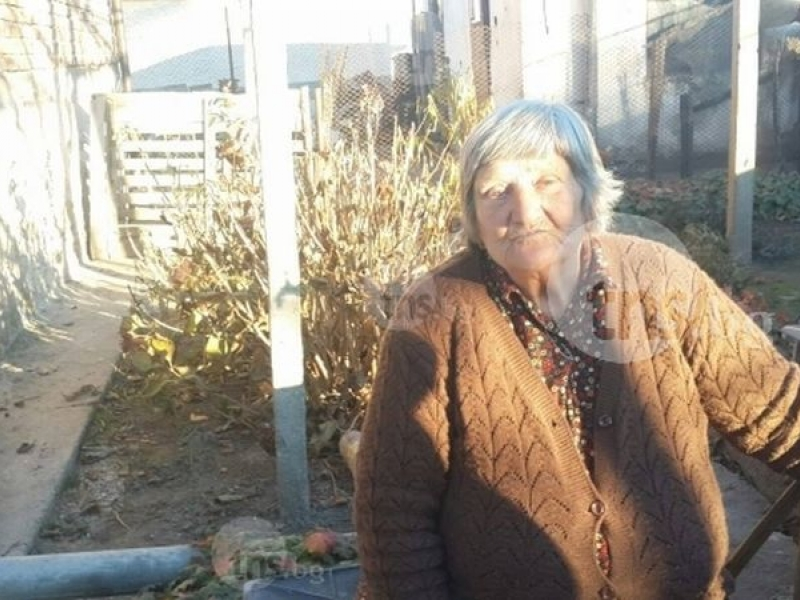 Нападнатата баба Евда за психаря от Кадиево: Докато не утрепе някого, няма да миряса СНИМКИ