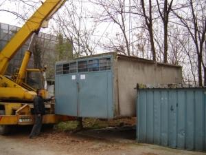Махнаха още два незаконни гаража в Северен СНИМКИ