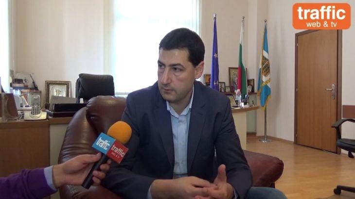 Иван Тотев пред TNS.bg за изминалата година, за новите проекти и как ще изглежда Пловдив през 2019-а ВИДЕО