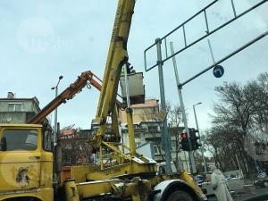 Светофарите в Пловдив продължават да поумняват СНИМКИ