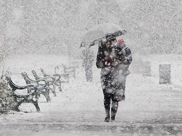Снегът идва в Пловдив в неделя