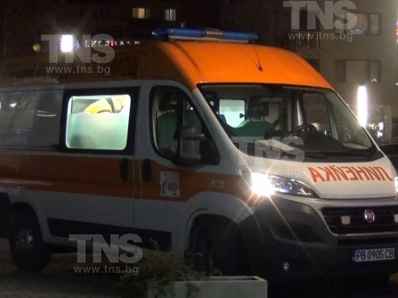 19-годишен падна от балкон, бере душа в пловдивска болница