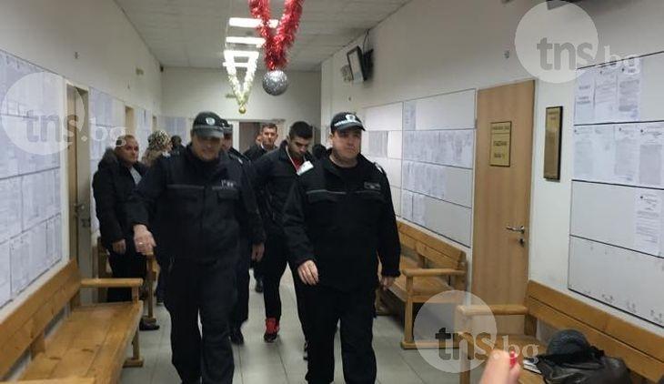 Арестуваха пастрока на Сюрен за кражба