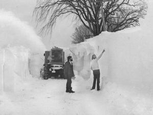 Ето това е сняг! 5 снимки, които ще ви оставят безмълвни
