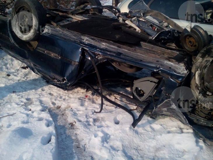 Нова трагедия в Пловдив: Двама младежи загинаха при тежка катастрофа