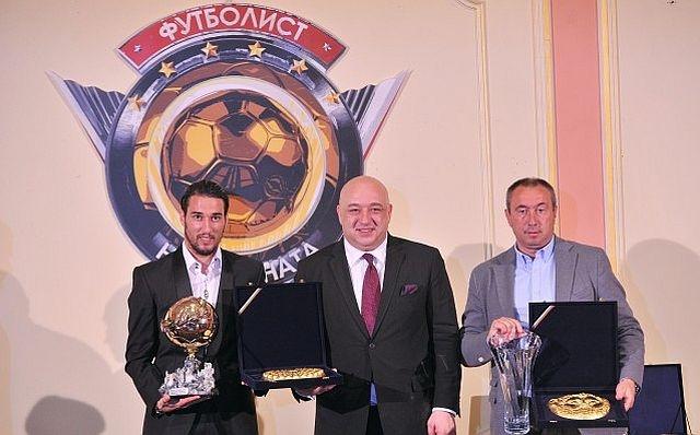 Ивелин Попов стана футболист на годината