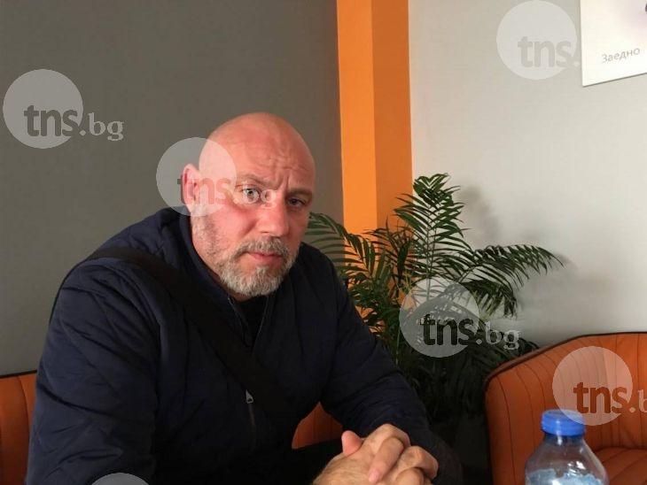 Националистът Живко Иванов: Полицията ме шантажира да дам неверни показания