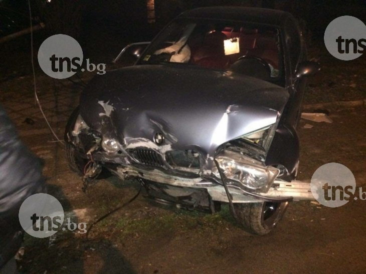 Зловеща картина от тежките катастрофи между Пловдив и Асеновград ВИДЕО