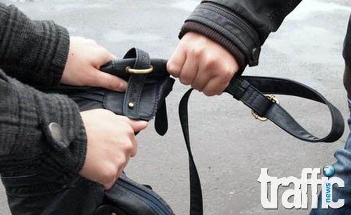 24-годишна крадла ловко забърса портмоне от чантата на пенсионерка