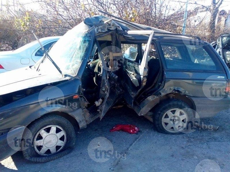 14 тежки катастрофи с 14 ранени за денонощие