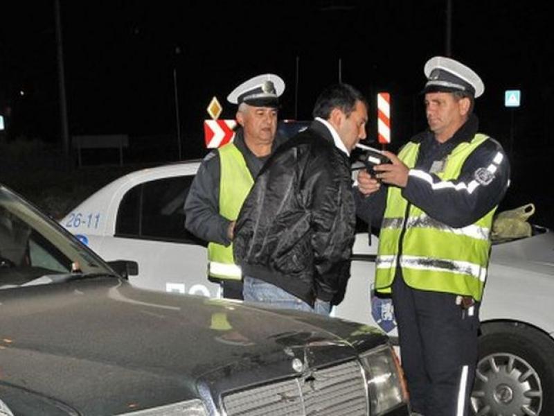 Пловдивчанин в ареста седна зад волана с близо 2 промила алкохол