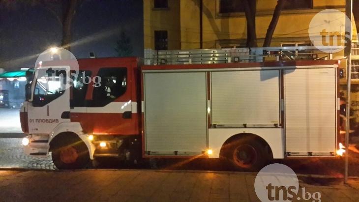 Рецидивист подпали къща в Бачково