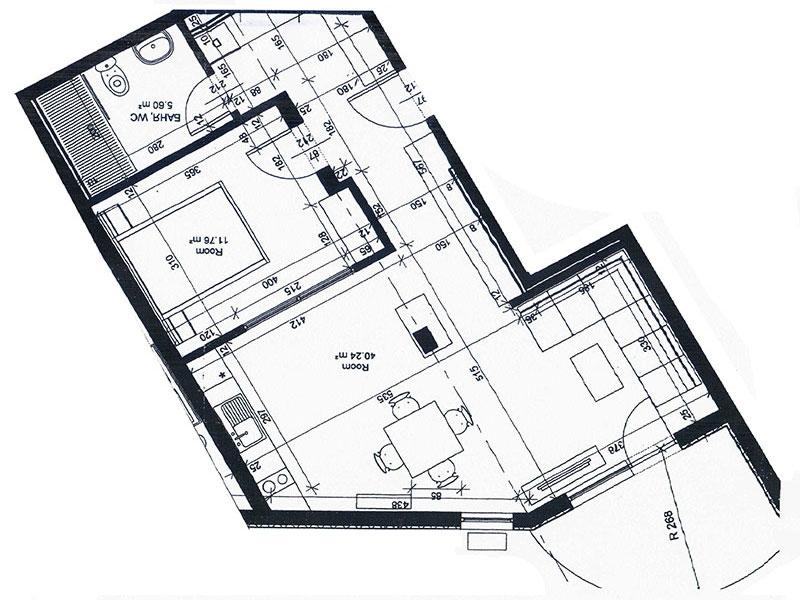 Как се изчислява площта на апартамент - капаните, в които може да попаднем