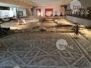 Антична сграда ни пренася във Филипопол! Световно съкровище в центъра на Пловдив ВИДЕО